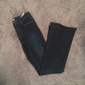 Banana Republic flare denim jeans